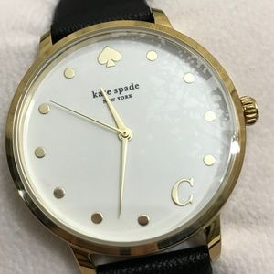 KATE SPADE NEW YORK METRO MONOGRAM  C. WATCH .
